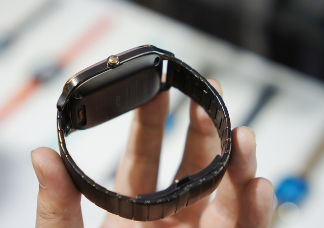 Asus thach thuc Apple Watch bang Zenwatch 2 hinh anh 7