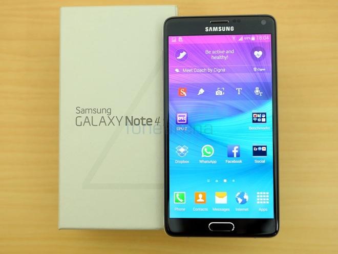 Galaxy Note 4 lien tuc giam gia, con 12 trieu dong hinh anh