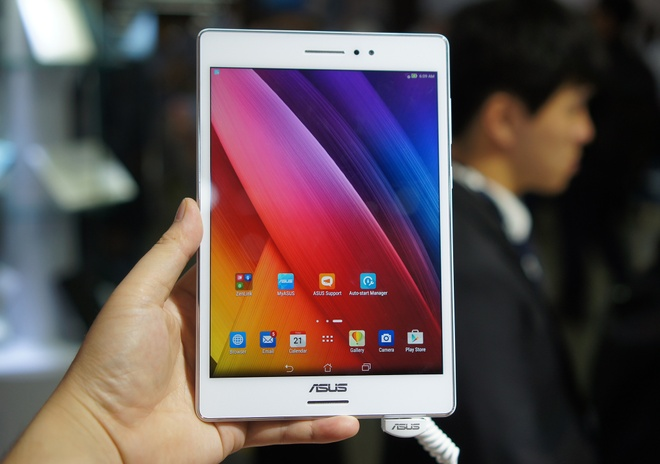 Can canh tablet vo nhom, mong 6,6 mm tu Asus hinh anh