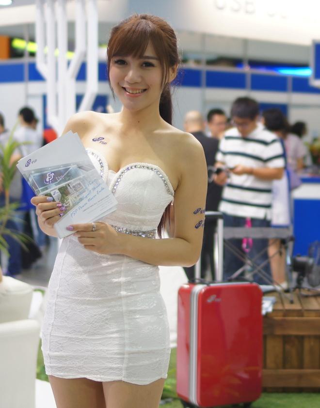 Chan dai tai trien lam Computex 2015 hinh anh 14
