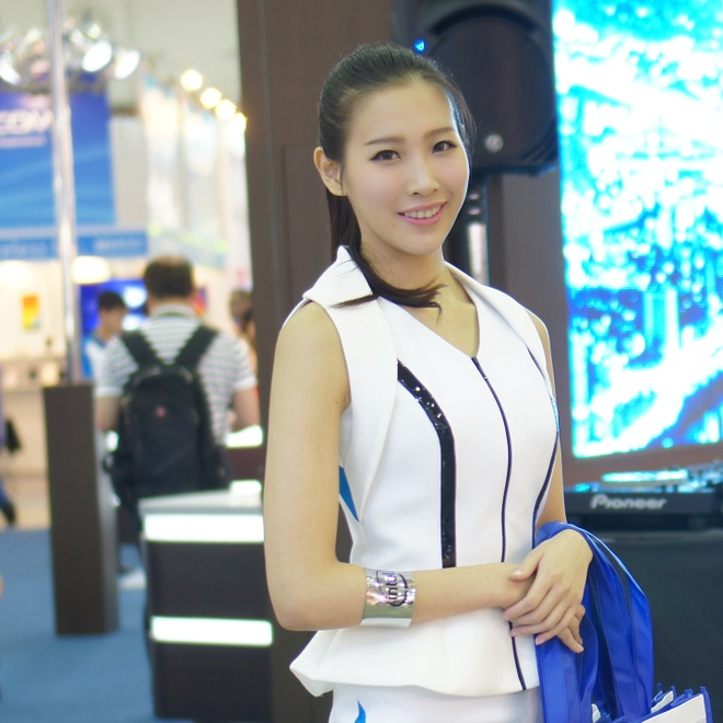 Chan dai tai trien lam Computex 2015 hinh anh 16