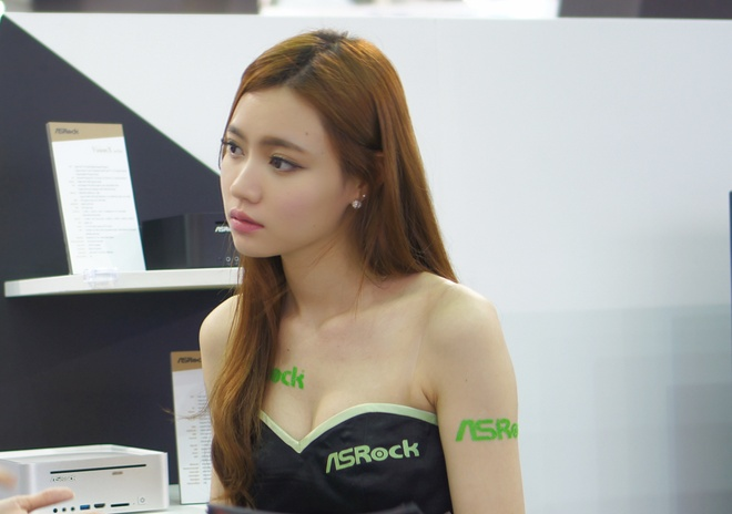 Chan dai tai trien lam Computex 2015 hinh anh 3