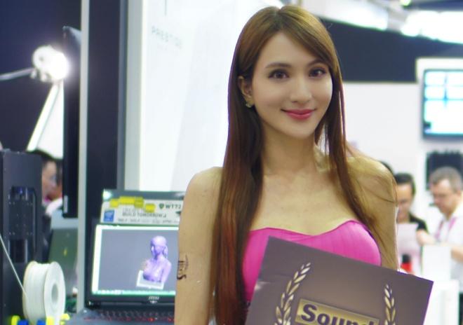 Chan dai tai trien lam Computex 2015 hinh anh 6