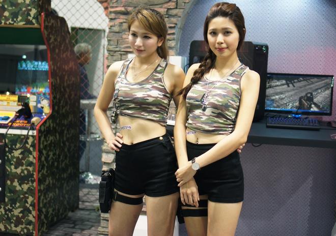 Chan dai tai trien lam Computex 2015 hinh anh 7