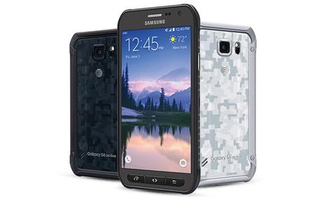 Gioi thieu Galaxy S6 Active hinh anh