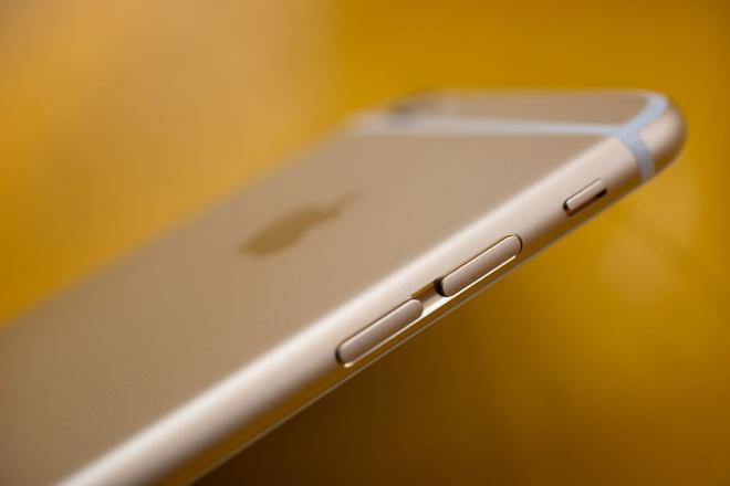 iPhone 6S dung hop kim nhom sieu cung hinh anh