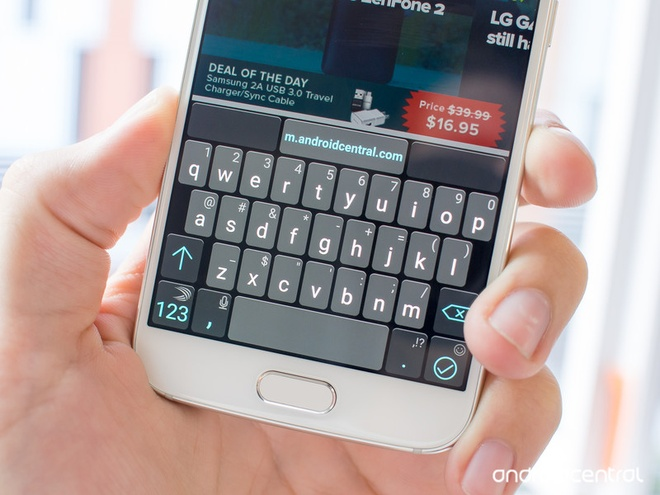 Ban phim bi hack de doa 600 trieu smartphone Samsung hinh anh 1