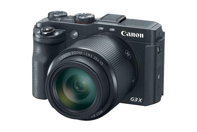 Canon cong bo may anh compact Powershot G3 X hinh anh