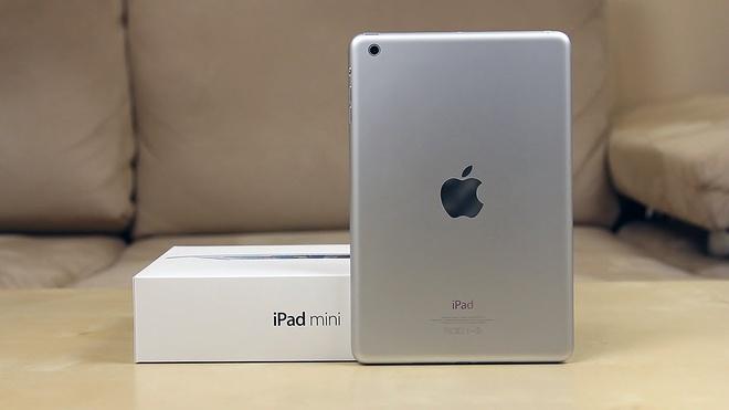 Apple chua co ke hoach dung ban iPad mini tai Viet Nam hinh anh