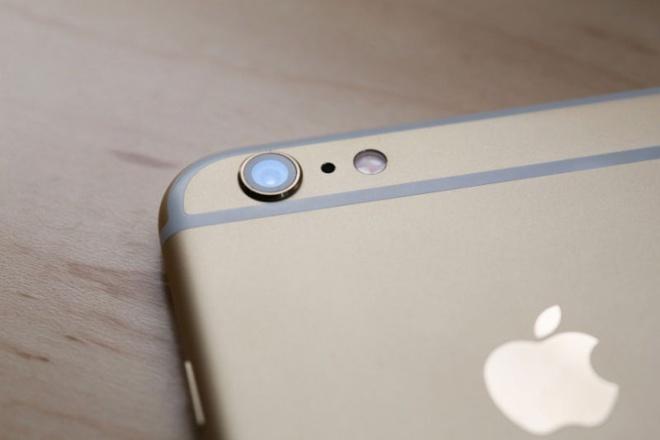 iPhone 6S dung chip Qualcomm cho toc do mang tang gap doi hinh anh 1