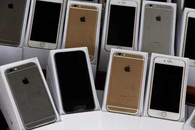 Toc do thuc te iPhone 6 thua xa Galaxy S6, LG G4 hinh anh