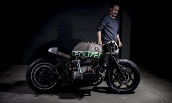 BMW RT 80 hoa than thanh Cafe racer canh sat hinh anh