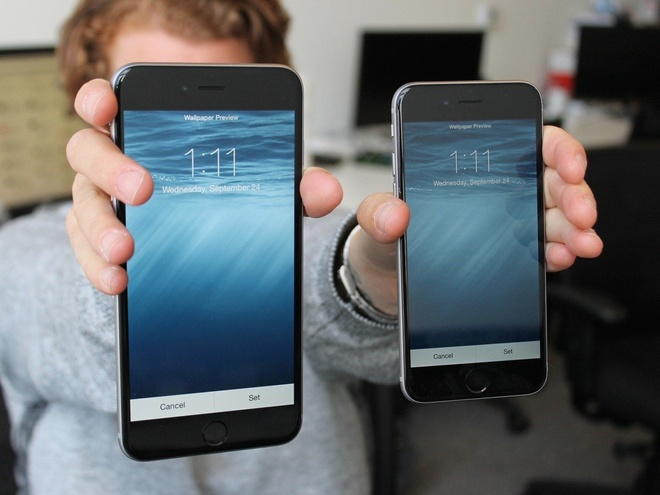 'Kho co san pham nao thanh cong hon iPhone 6' hinh anh