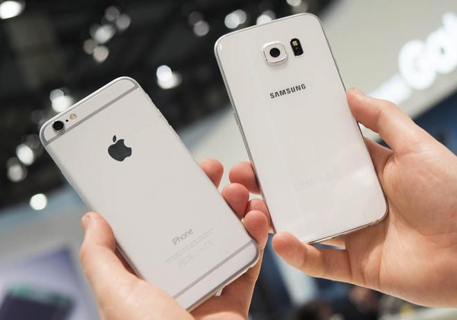 iPhone 6 thong tri bang xep hang smartphone ban chay hinh anh