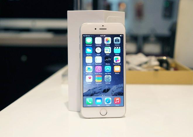 iPhone 6 khoa mang Nhat gia 10 trieu hut khach Viet hinh anh
