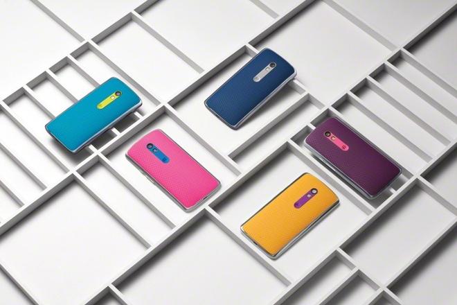 Motorola trinh lang Moto X Style, X Play va Moto G gia tot hinh anh
