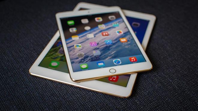 iPad mini 4 mong 6 mm, camera 8 megapixel hinh anh 1