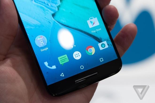 Anh thuc te smartphone bom tan Moto X Style gia 400 USD hinh anh 5
