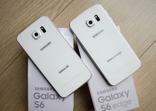 Samsung dong loat giam gia manh Galaxy S6, S6 Edge va A7 hinh anh