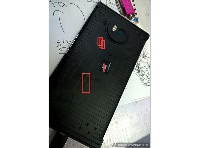 Ban mau Lumia 950 XL lan dau lo dien hinh anh 2