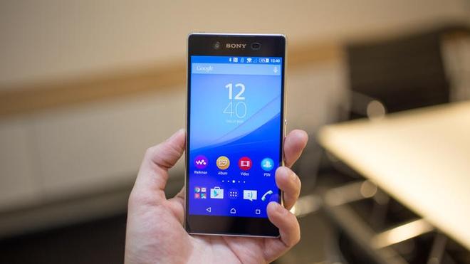 Sony Xperia Z3+ giam gia 1 trieu dong hinh anh