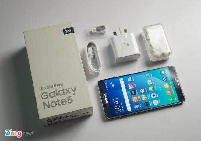 Samsung Galaxy Note 5 dau tien ve VN gia 17 trieu dong hinh anh 3