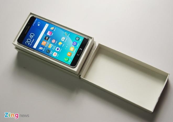 Samsung Galaxy Note 5 dau tien ve VN gia 17 trieu dong hinh anh 1