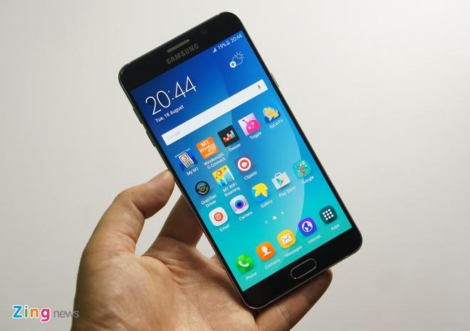 Samsung Galaxy Note 5 dau tien ve VN gia 17 trieu dong hinh anh 4