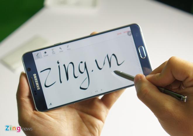 Samsung Galaxy Note 5 dau tien ve VN gia 17 trieu dong hinh anh 8