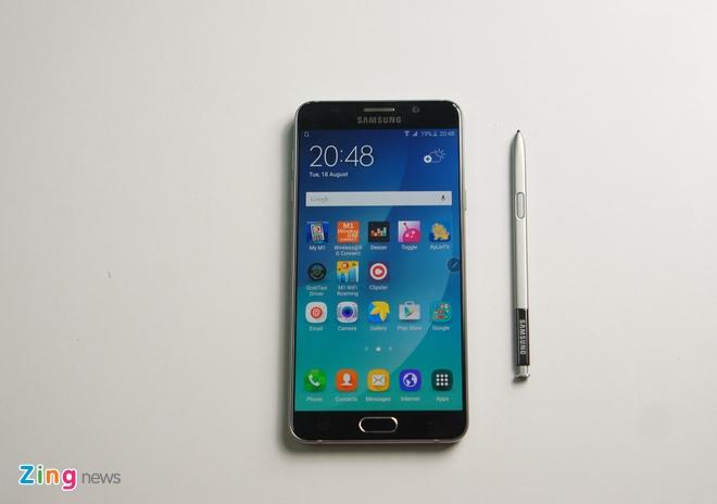 Samsung Galaxy Note 5 dau tien ve VN gia 17 trieu dong hinh anh 10