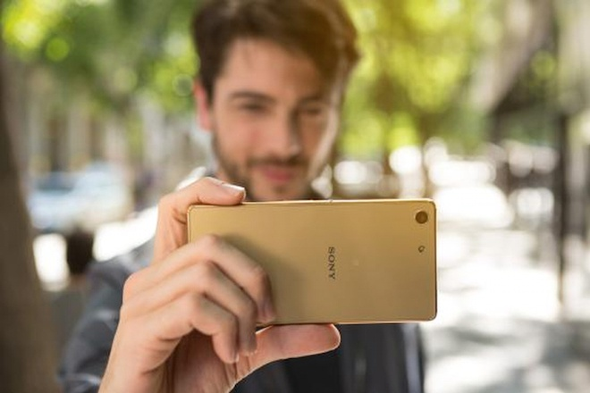Sony Xperia M5 se co gia 10 trieu dong tai VN hinh anh