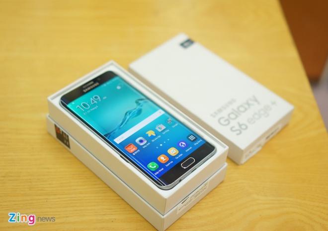 Galaxy S6 Edge+ man hinh cong ve VN voi gia gan 19 trieu hinh anh 1