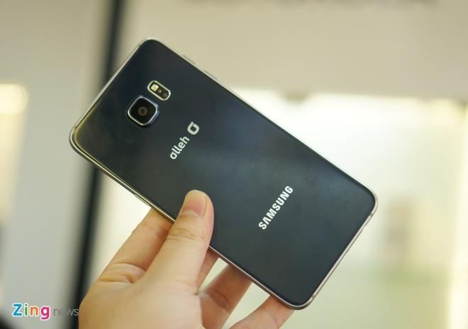 Galaxy S6 Edge+ man hinh cong ve VN voi gia gan 19 trieu hinh anh 8