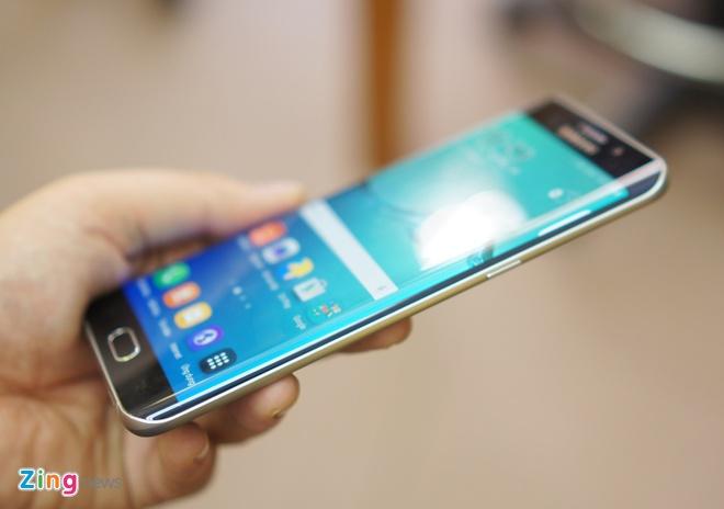 Galaxy S6 Edge+ man hinh cong ve VN voi gia gan 19 trieu hinh anh 7