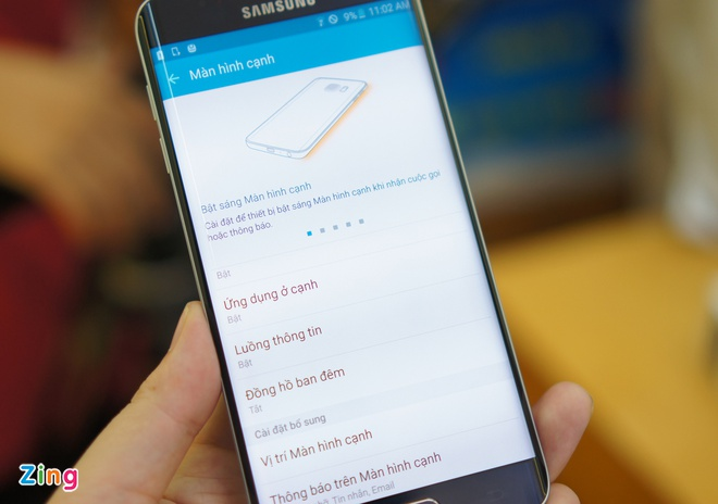 Galaxy S6 Edge+ man hinh cong ve VN voi gia gan 19 trieu hinh anh 9