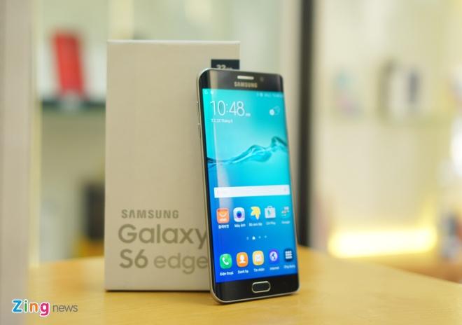 Galaxy S6 Edge+ man hinh cong ve VN voi gia gan 19 trieu hinh anh 13
