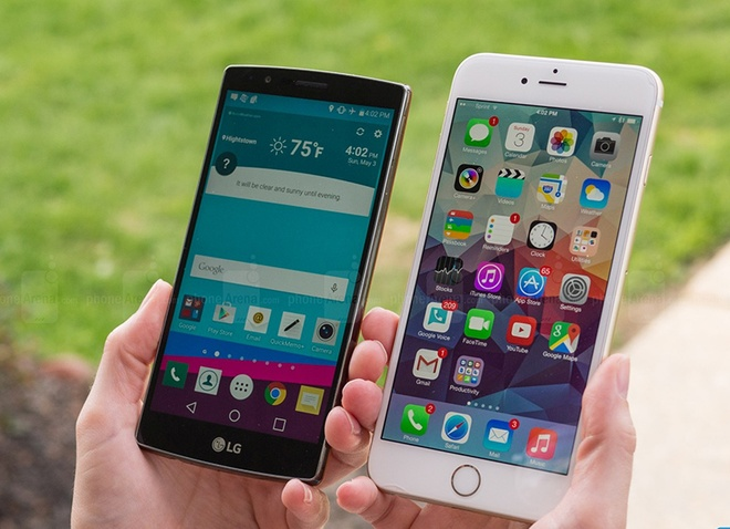 6 smartphone doi thu cua Galaxy Note 5, S6 Edge+ hinh anh