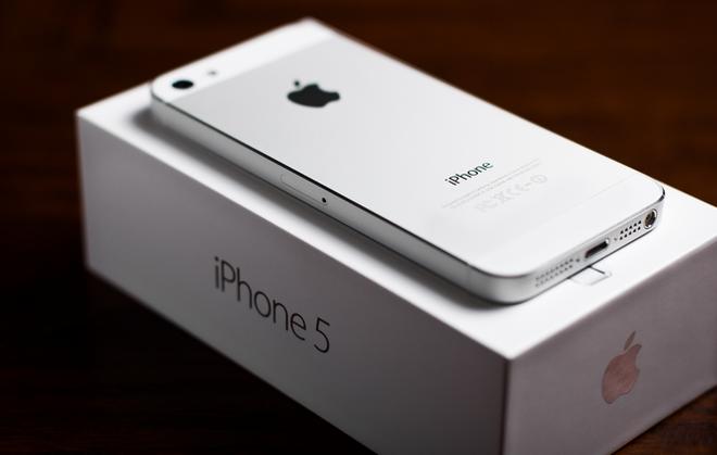 Phong su: iPhone chinh hang gia re hinh anh
