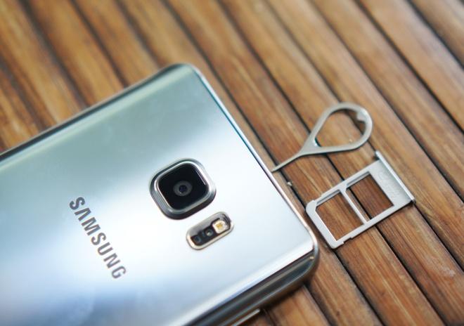 Galaxy Note 5 them ban 2 SIM, gia 18 trieu tai Viet Nam hinh anh