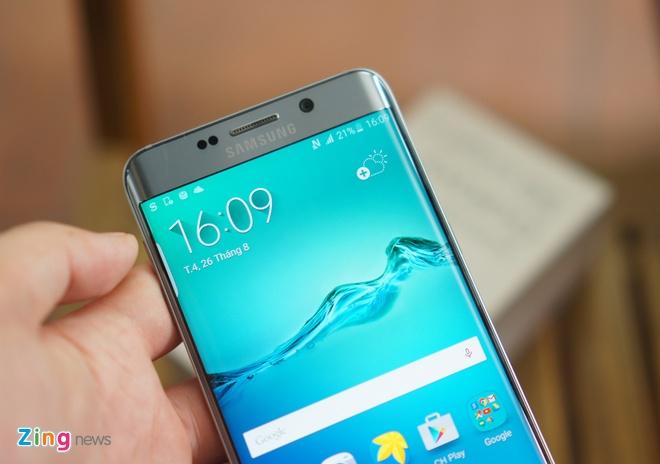 Can canh Galaxy Note 5 va S6 Edge+ mau bac tai Viet Nam hinh anh 5