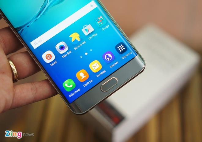 Can canh Galaxy Note 5 va S6 Edge+ mau bac tai Viet Nam hinh anh 7