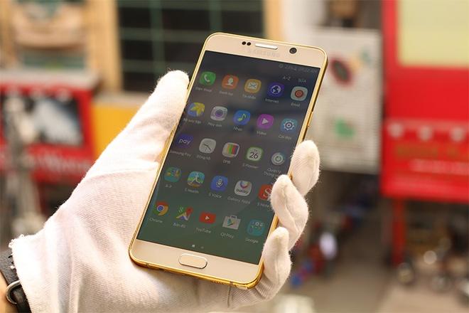 Galaxy Note 5 duoc ma vang tai Viet Nam hinh anh 2