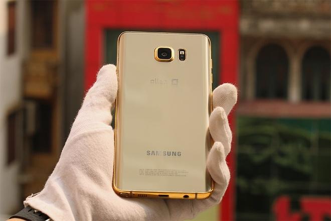 Galaxy Note 5 duoc ma vang tai Viet Nam hinh anh 3
