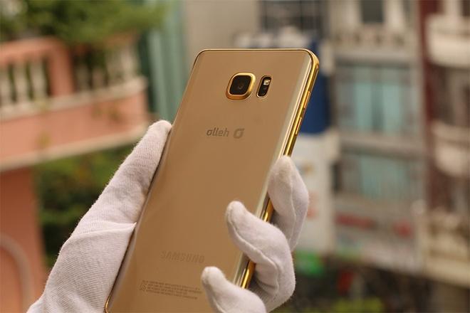 Galaxy Note 5 duoc ma vang tai Viet Nam hinh anh