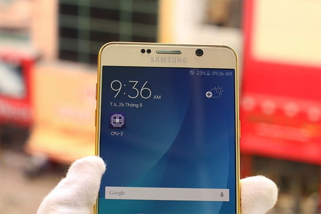 Galaxy Note 5 duoc ma vang tai Viet Nam hinh anh 5