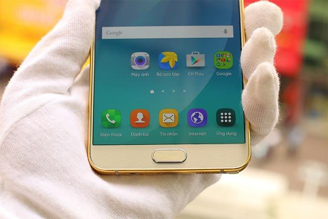 Galaxy Note 5 duoc ma vang tai Viet Nam hinh anh 6