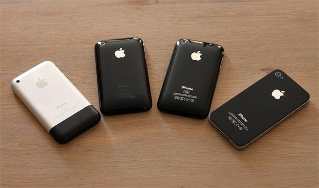 iPhone dung xuat hien tai Viet Nam khi nao? hinh anh