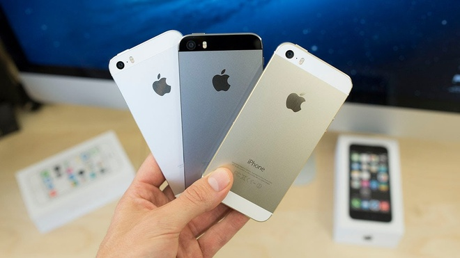 Nhung loai iPhone hang ngoai dang ban tai Viet Nam hinh anh 1