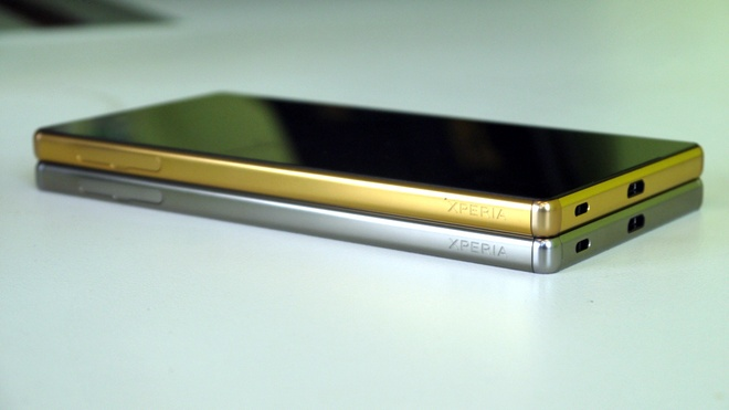 Can canh Sony Xperia Z5 Premium voi man hinh 4K hinh anh