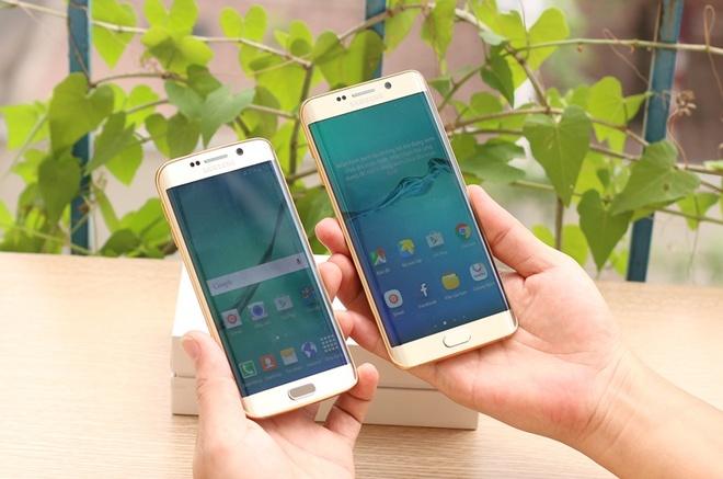Galaxy S6 Edge+ ban ma vang gia 25 trieu tai Viet Nam hinh anh